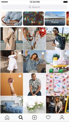 produtos falsos no instagram