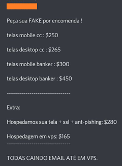 TelasFakeDeepWeb